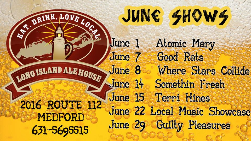 June 2013 Shows