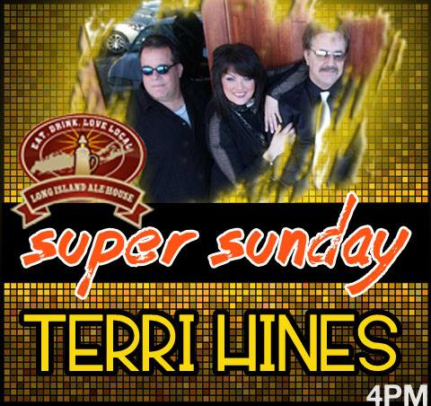 Super Sunday Terri Hines