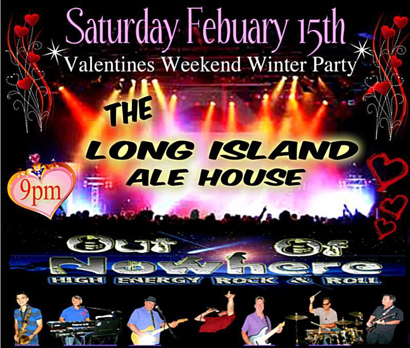 Valentine's Weekend Winter Party